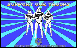 Support Our Troops by antianthem45