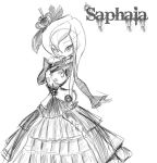 Saphaia victorian by hachimitsu-ink