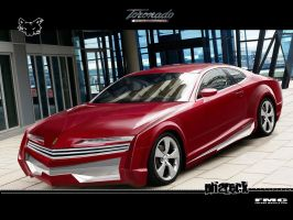 Oldsmobile Toronado FMC Series by phareck
