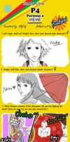 Persona 4 Meme by Bowo by companybowbow