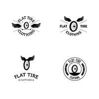 Retro logo concepts by samadarag