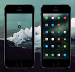 iPhone 5Small by 8lias