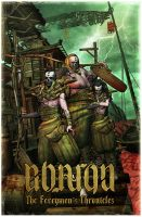 CHARON: The Ferrymen's Chronicles by STB01
