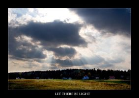 Let there be light... by Lorvija
