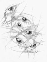 eyes by esyre