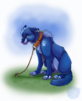 Short Leash by Ash-Dragon-wolf