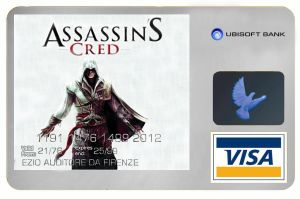 Assassin's Cred by 1L2T
