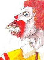 RONALD MCDONALD - IN COLOUR by krowzivitch