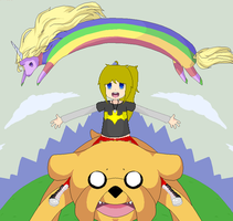 .:It's Adventure Time Bishies!:. by Hetalia-Axis-Sicily