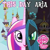 This Day Aria Album Cover by dxinite
