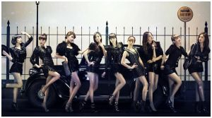 Girls Generation by ayesi