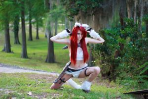 Katarina LoL Cosplay by firecloak