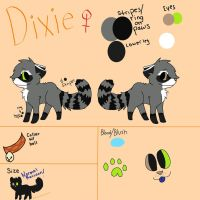 Dixie Reference +Mascot+ by dixiestickz