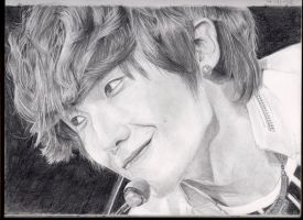 Lee Joon Of MBLAQ by GabbeyMarie
