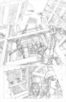 Red She Hulk backup 2 page 5 by RyanStegman