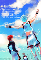 knb: this is where the healing begins by califlair