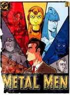 Dr. Magnus and the Metal Men by Head-Jam