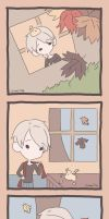 It's officially autumn. by GydroZMaa