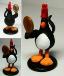 Has anyone seen this chicken? Feathers McGraw by ChloeMcGhoe