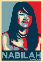 Nabilah JKT48 Hope Style Poster by SaintOfArt