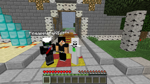 I took this on a server lol by TwoHoursLeft