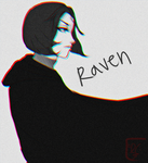 Raven by Loohcifer