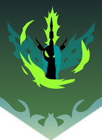 Chrysalis/Changeling Banner by The-Clockwork-Crow