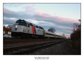 NJT F40PH-2CAT 4129 I by sullivan1985
