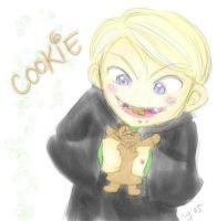 Draco avec Cookie. by rinjitv