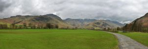 The Head of Langdale by roodpa