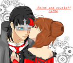 BlessAndCurse - Redell and Velius (Raffle) by Yukina-Snowbunny