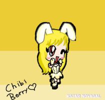 Chibi Mew Berry :D by MyMeloGal2