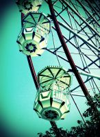 Ferris Wheel by nectar666