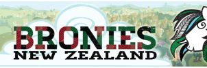 Bronies New Zealand Banner Competition by kendravixie