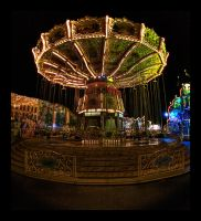 roundabout HDR by mtribal