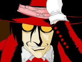 Alucard by Batman316