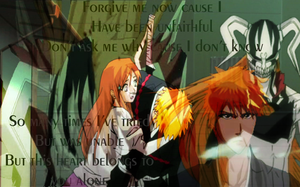 Forgiven Ichihime by RoseDragonGuardian92