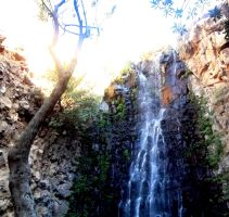 Waterfall by shahar12
