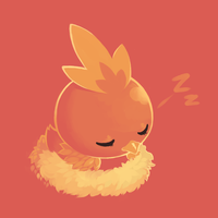 Torchic by FantasyYume