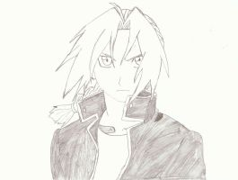 Edward Elric by Okabe001