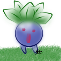 Oddish by iarebored