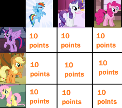 MLP shipping Grid :OPEN: by Saika1