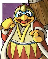 King Dedede by WhyDesignStudios