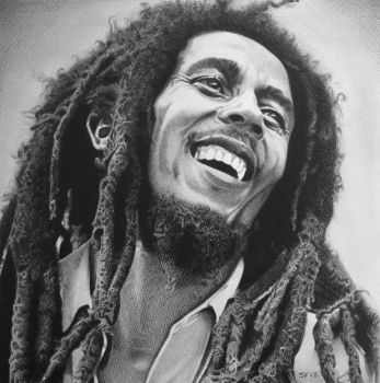 Bob Marley by JamesF63