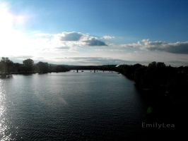 From the Bridge by Emzoid
