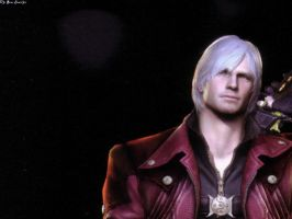 Dante Sparda by The-Bone-Snatcher