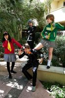 Persona 4: Cute by gacktstream