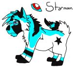 Intorducing Starmoon by Rainbow-Barf