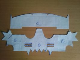 Alphonse elric head Pattern by Common-Charity