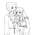 Uchiha Family by Lioness-gargress